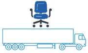 Переезды офисные и складские