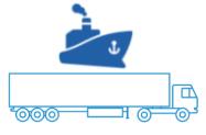 Опыт работы в грузовом порту Санкт-Петербурга